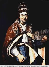 Thánh Giáo Hoàng Celestine V  (1215 -- 1296)