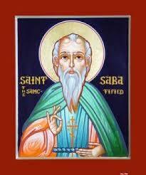 Thánh Saba