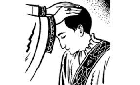 Việc tân Linh mục chúc lành cho Giám mục có thuộc về nghi lễ không?