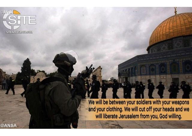 Tòa Thánh lên viếng về vụ thành Jerusalem