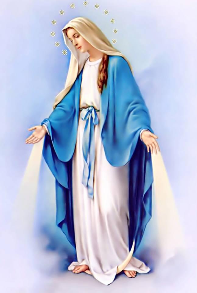 Lời nguyện tín hữu – Lễ Đức Mẹ Vô Nhiễm Nguyên Tội
