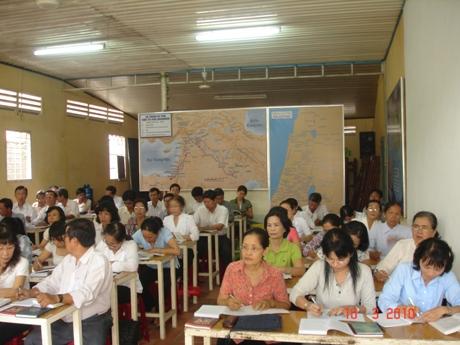Ban Mục Vụ Giáo Lý Viên