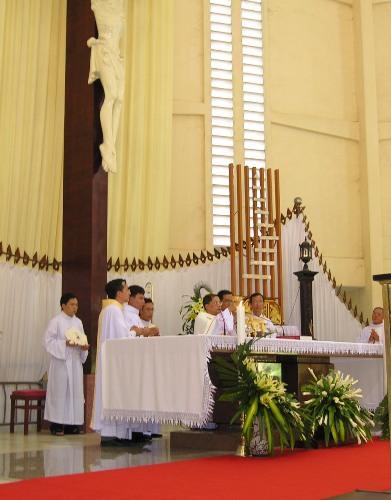 Nghi Thức Thánh Lễ Tiếng Việt