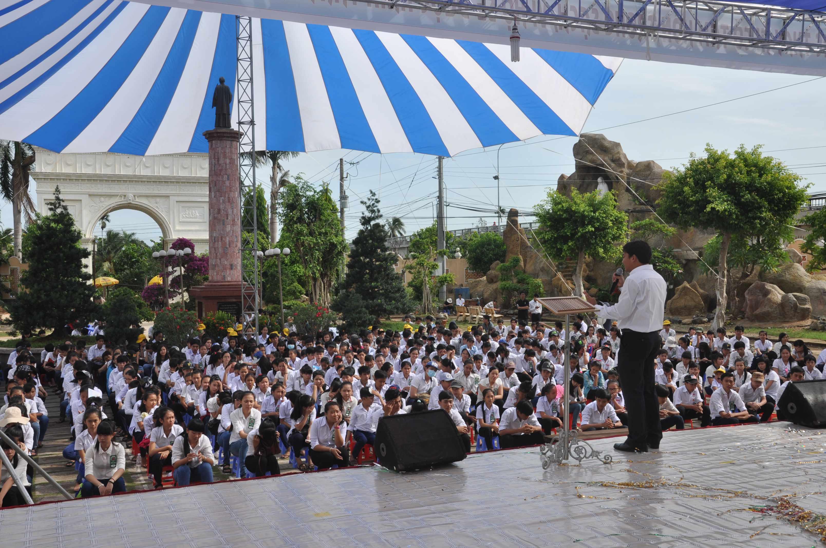 Đại Hội Giới Trẻ TỈnh Bến Tre 2015