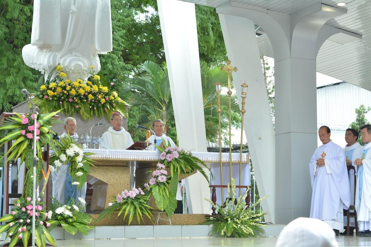 Hành hương kính Mẹ Fatima 13.7.2020