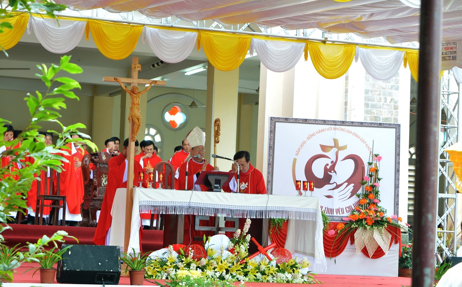 Ngày truyền thống Quới Chức giáo phận Vĩnh Long