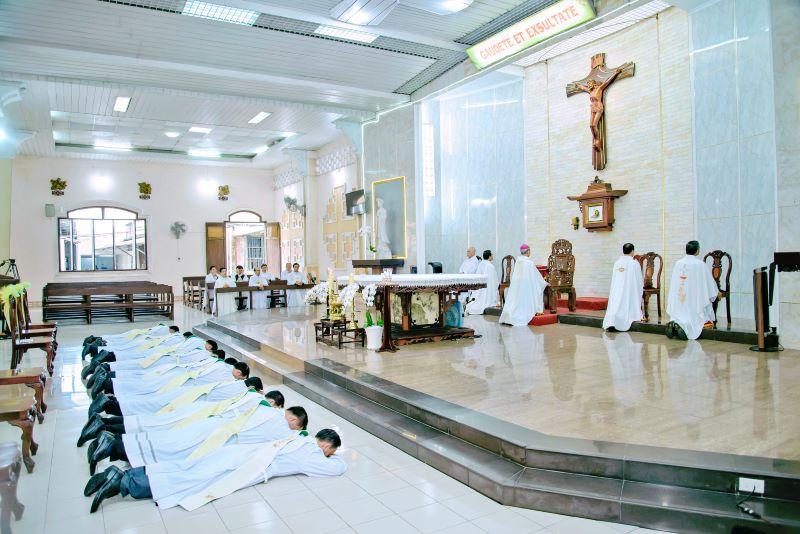 Tâm tình Ngày lãnh nhận thánh chức Linh mục