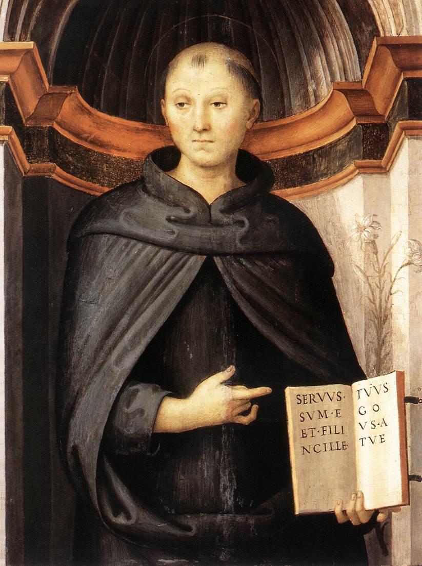 Thánh Nicholas Tolentino (1245-1305)