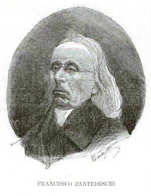 Linh mục Francesco Zantedeschi, người đi trước Faraday