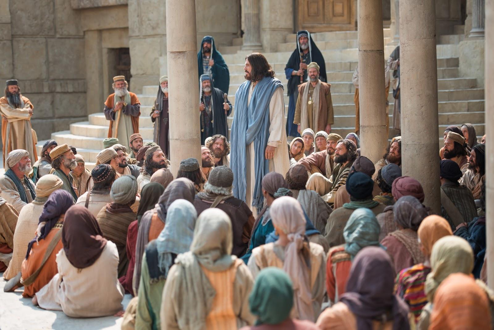 Đâu là thái độ của Chúa Giêsu đối với Đền thờ Giêrusalem?