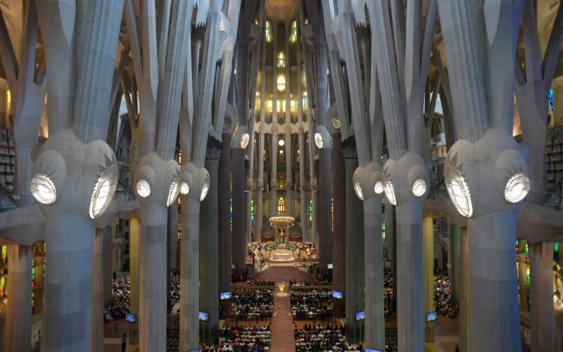 Quân khủng bố Tây Ban Nha dự định đánh bom Vương cung Thánh đường Sagrada Familia