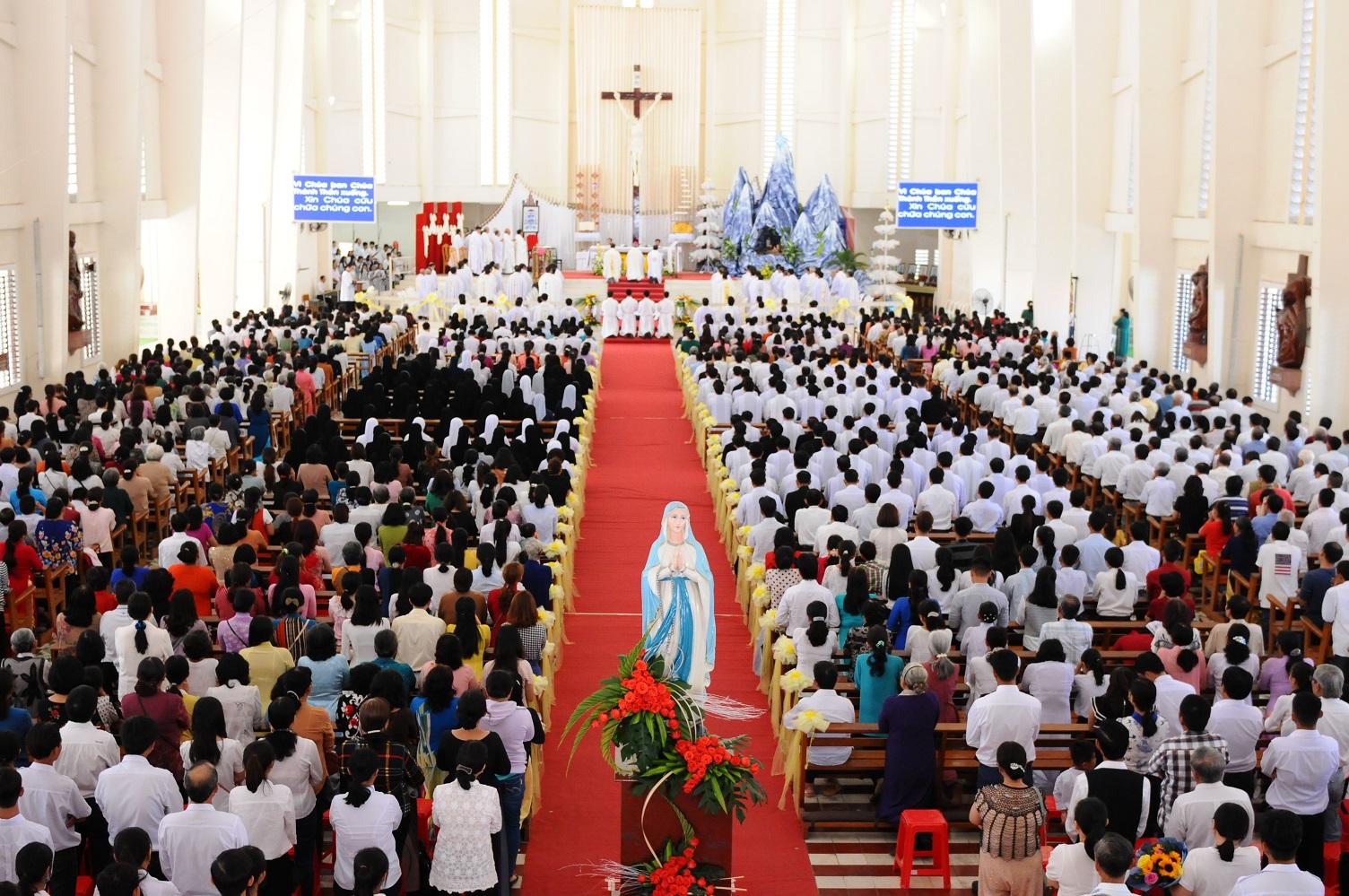 Thánh Lễ truyền chức phó tế