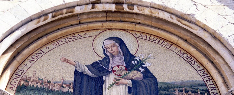 Ngày 20 tháng 4 Thánh A-NÊ MÔN-TÊ-PUN-XI-A-NÔ Trinh nữ – Lễ nhớ (1268-1317)