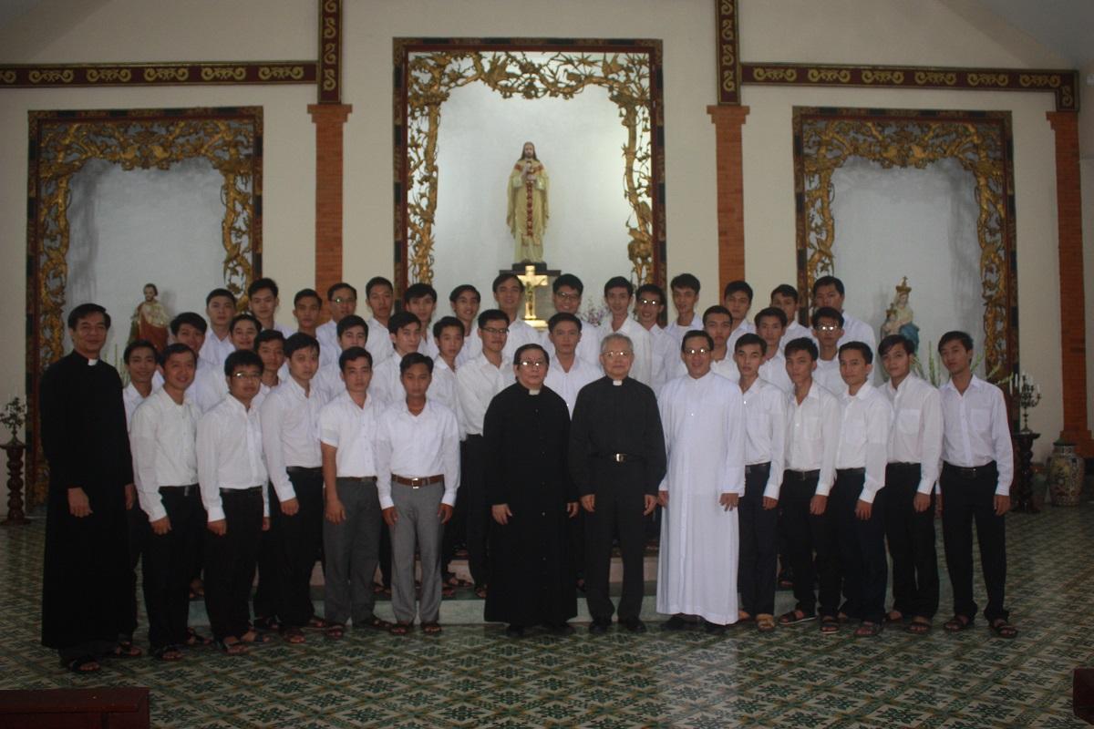 Tiểu Chủng Viện Thánh Minh : Khai giảng năm học 2017 - 2018