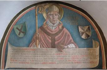 Thánh Bru-nô I, Giám Mục thành Köln
