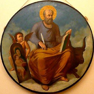 Thánh Lu-ca Tác Giả Tin Mừng