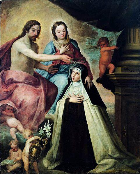 Thánh Maria Madalena Pazzi