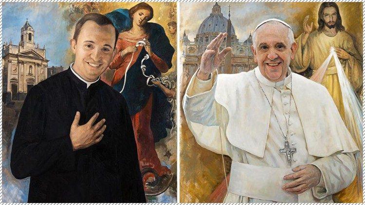 Giáo phận Roma cầu nguyện cho Đức Thánh Cha nhân dịp 50 năm linh mục
