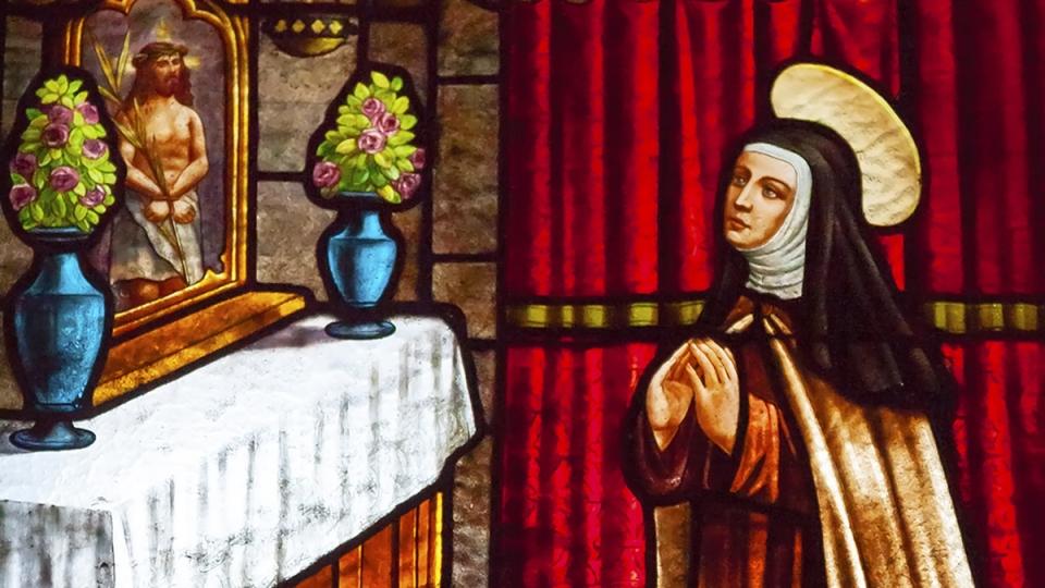 Lời cầu nguyện xin Thánh Têrêxa Avila khơi dậy nơi chúng ta lòng khao khát sự thánh thiện