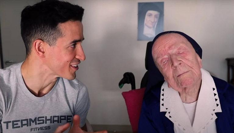 Nữ tu André, nữ tu già nhất thế giới