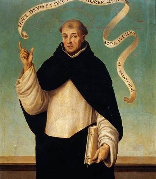 Thánh Vincente Ferrrio Linh mục (1350 - 1419)