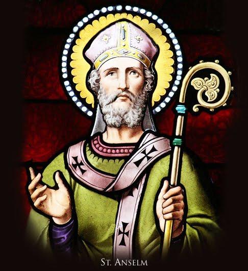 Thánh ANSELMÔ Giám mục, Tiến Sĩ (1033-1109) -