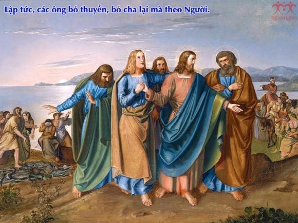 Suy niệm Tin Mừng Chúa nhật III - TN A