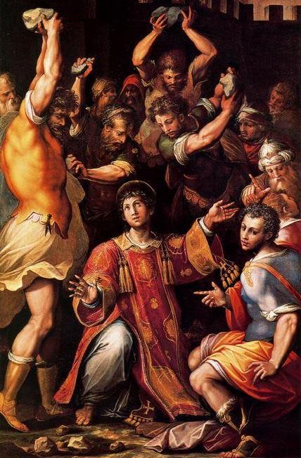 Thánh STÊPHANÔ - Tử Đạo Tiên Khởi