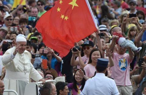 Lại một tin vịt? Vatican và Trung Quốc sẽ ký thoả thuận vào cuối tháng 9.