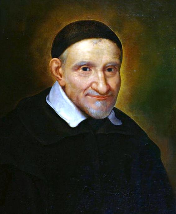 Thánh Vinhsơn PHAOLÔ Linh Mục (1581-1660)