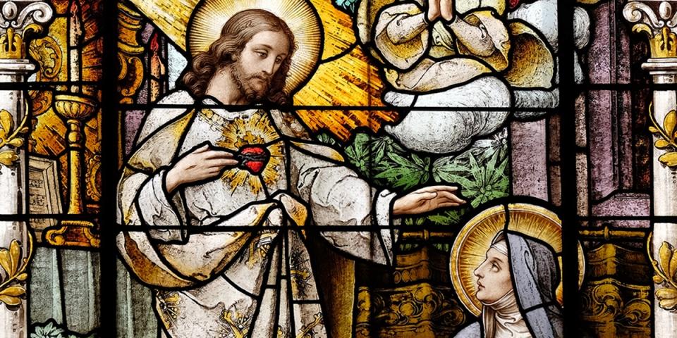 Lời cầu nguyện xin được đong đầy tình yêu dành cho Chúa Giêsu