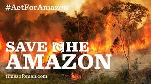 Quỹ của tài tử DiCaprio cam kết hiến tặng 7,4 triệu đô Úc nhằm giập tắt những cơn cháy tại Amazon