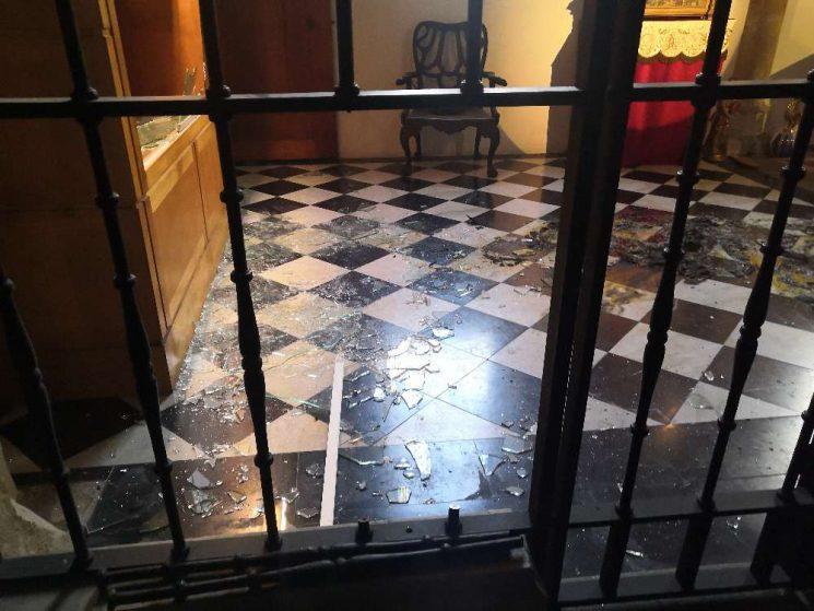 """Oloron-Sainte-Marie: """"Không có phạm sự thánh nhưng vụ trộm này không phải là không đặc biệt"""""""