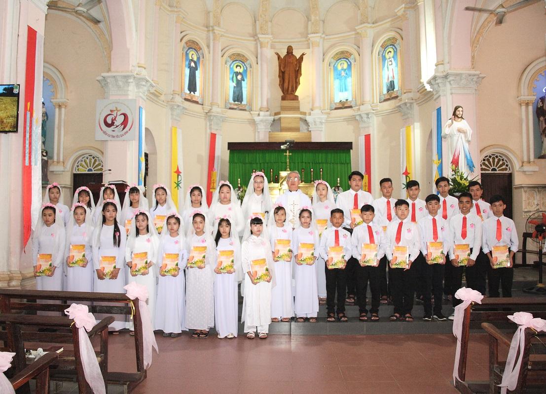 Họ đạo Mặc Bắc : Thánh Lễ tuyên hứa Bao  Đồng