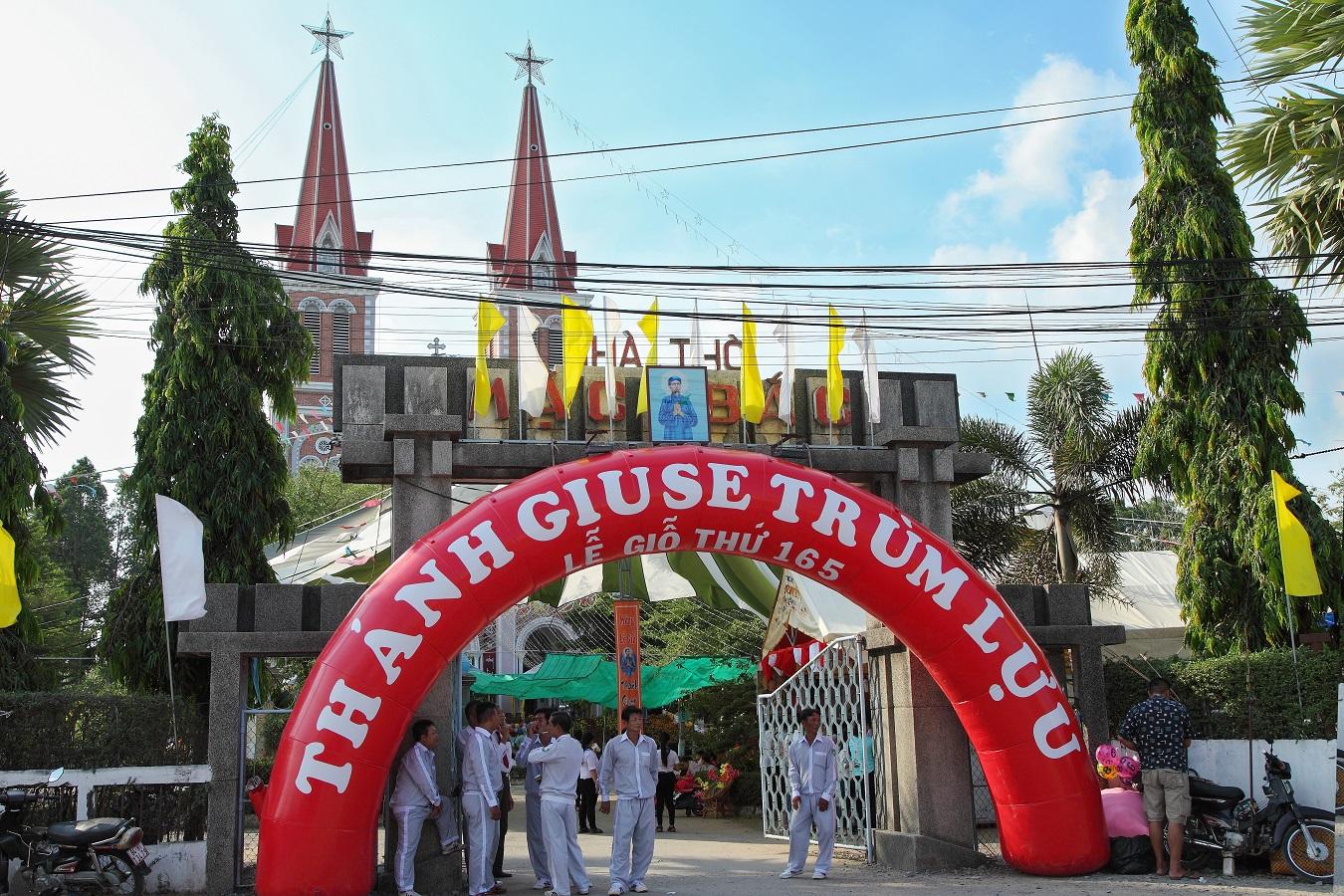 Lễ Giỗ Thánh Giuse Trùm Lựu