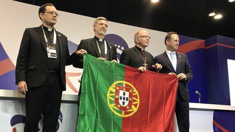 Cuộc thi chọn logo và bài hát chủ đề Ngày Giới trẻ Thế giới ở Lisbon 2022