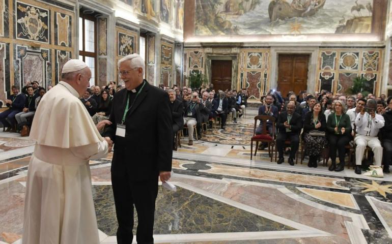 Đức Giáo Hoàng nói với Ban Công Lý Xã Hội và Sinh Thái Dòng Tên: Hãy khích lệ niềm hy vọng