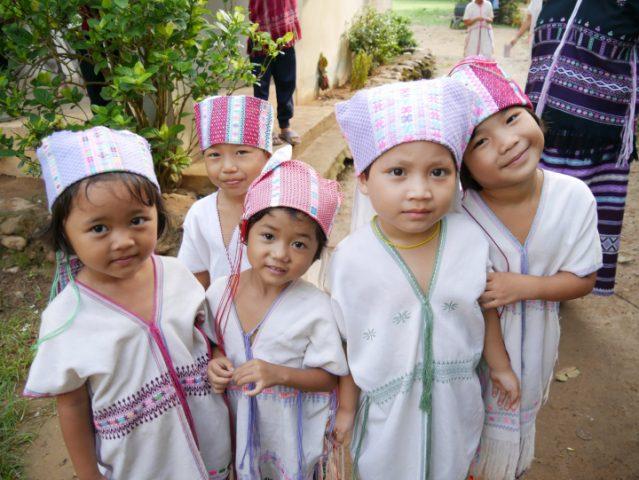 Khí phách của các nhà truyền giáo đầu tiên ở Thái Lan