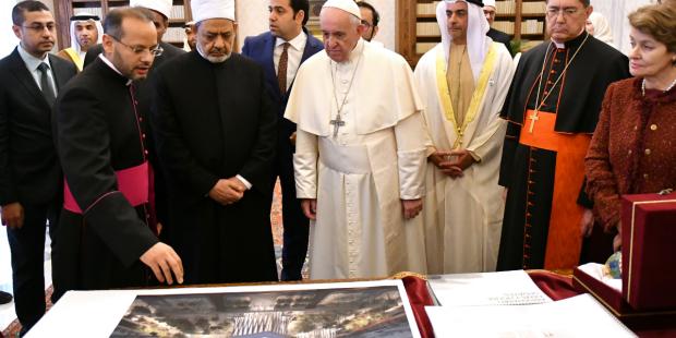 """""""Ngôi nhà Abraham"""", dự án chưa từng có của ba tôn giáo đơn thần"""