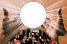 Phép ẩn dụ Dewfall (sự sương rơi) có nghĩa gì trong Kinh nguyện Thánh Thể II?