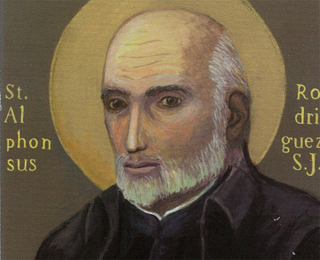 Thánh Alphongsô Rôđriguê