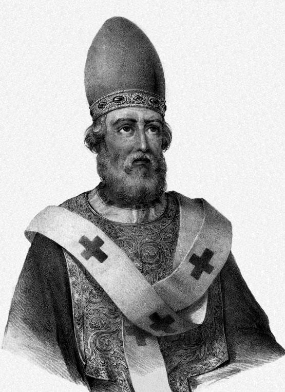 Thánh Giáo Hoàng Damasus I (305?-384)