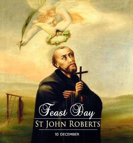 Thánh Gioan Rôbertô (1577-1610)