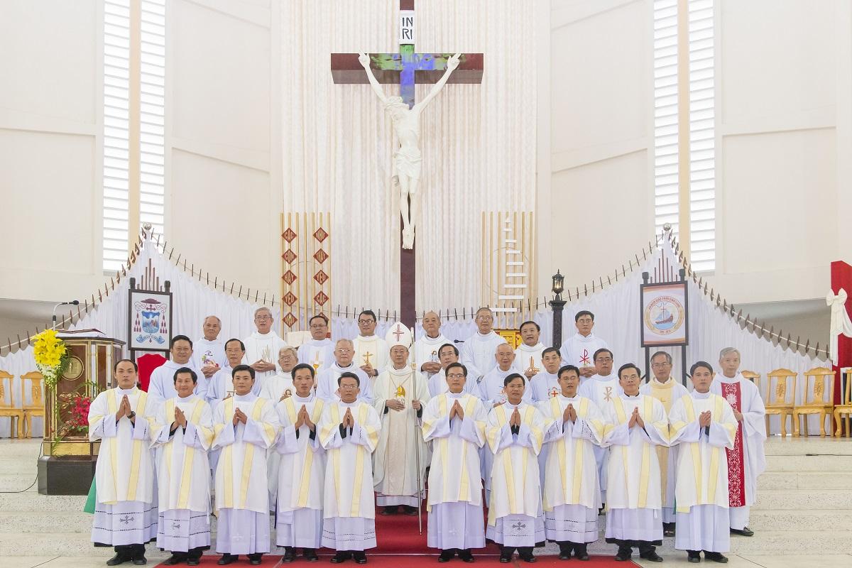 Thánh Lễ phong chức phó tế