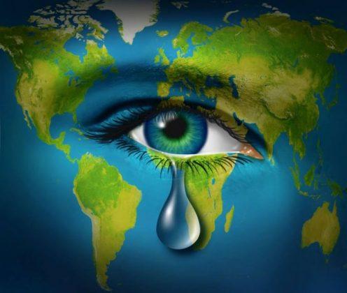 Trái đất có thể khóc không?