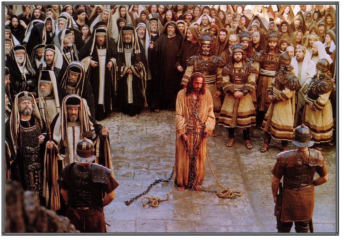 Ai chịu trách nhiệm về cái chết của Chúa  Giêsu?