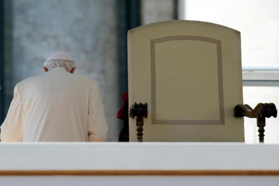 Andrea Monda: Đức Bênêđictô XVI, sức mạnh và lòng tốt