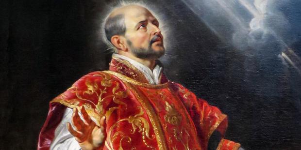 Ba bài học của thánh Inhaxiô dành cho con người ngày nay