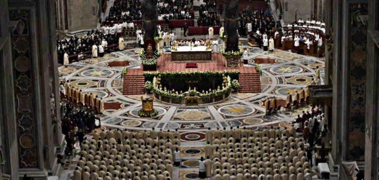 Bài giảng của Đức Thánh Cha Phan-xi-cô trong Thánh Lễ tại Đền Thờ Thánh Phê-rô nhân dịp Ngày Quốc Tế Đời Sống Thánh Hiến lần thứ XXIII, 02.02.2019