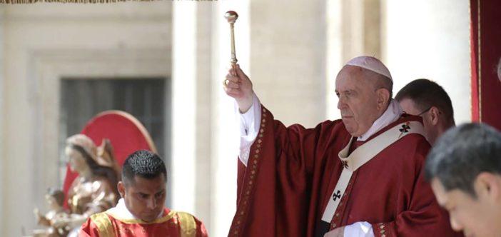 Bài giảng của Đức Thánh Cha Phanxicô vào ngày Lễ Chúa Thánh Thần hiện xuống 09.06.2019